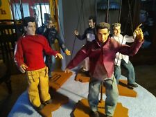 Nsync Marionette Puppets Dolls Collectible Set 2000. Complete! No Box