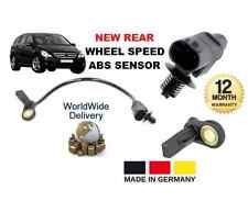 FOR MERCEDES BENZ R CLASS W251 V251 2006->2009 ON REAR WHEEL SPEED ABS SENSOR