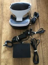 SONY PLAYSTATION 4 PS4 VR HEADSET WITH VR UNIT
