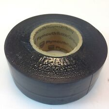 "1 ROLL - PLYMOUTH RUBBER CO - VINYL ELECTRICAL TAPE 1-1/4""x164FT ROLL # Z996400"