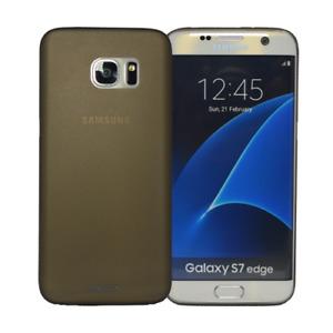 Nevox StyleShell Air Handyhülle Samsung Galaxy S7 edge schwarz - transparent