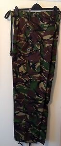 British Army Soldier 95 Woodland Camo DPM Trousers. Excellent condition