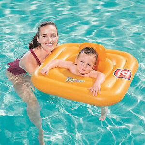 Baby Schwimmsitz Schwimmring Schwimmreifen Babyboot Schwimmhilfe 1-2 Jahre