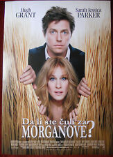 2009 Did You Hear About the Morgans? Original Poster Film Marc Lawrence Serbian