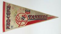 Vintage 1994 New York Yankees Rite Aid Trench Collectible Sports Pennant