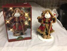 Christmas Fantasy  Wonderland  Santa Collection 1996