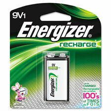 Energizer NH22NBP 9V High Capacity NiMH Rechargeable Battery