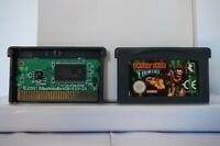 Donkey Kong Country Nintendo Game Boy Advance GBA Gameboy spiel PAL original PAL
