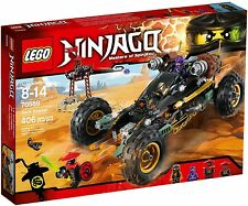 LEGO Ninjago 70589 - Rock Roader * NEW & SEALED *