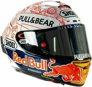 X14 Motorcycle Full Face Helmet Red Bull Marc Marquez Moto GP Racing Helmet