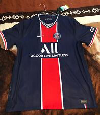 Men's Nike Paris Saint-Germain 2020/2021 Soccer Jersey Size XL and S CD4242-411