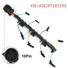 NEW For Audi  VW Golf Passat Engine Wiring Loom Injector 03G971033M OE