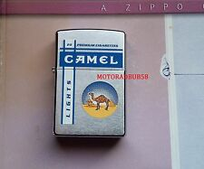 ZIPPO - CAMEL - FILTERS - 20  -  LIMITED  - GREAT &  RAR  !!