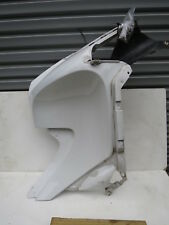 RIGHT FAIRING/PANEL LATERAL TRIM BMW R1200RT PART NR 7697982 ALPINWEISS