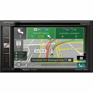 "Pioneer AVIC-5201NEX 2-DIN 6.2"" In-Dash Navigation AV Car CD/DVD Receiver Player"