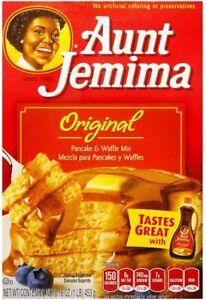 Original @ Jemima Pancake & Waffle Mix 453g