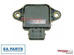 Sensor, throttle position for ALFA ROMEO CITROËN FERRARI METZGER 0904002