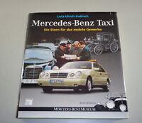 Bildband Mercedes - Benz Taxi - Ein Stern für das mobile Gewerbe -
