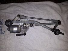 FORD FIESTA MK6  FRONT WIPER MOTOR AND LINKAGE 2S6T17B571BC 2002 TO 2008 .,..