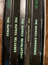 New ListingThe Ultimate Matrix Collection 2003, Hd Dvd box set Complete
