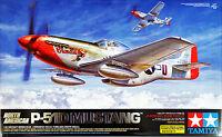 Tamiya 60322 North American P-51D Mustang 1/32 scale kit