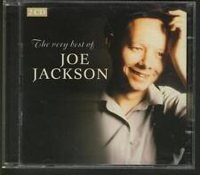 JOE JACKSON The Very Best Of  DOUBLE CD UNIVERSAL HOLLAND