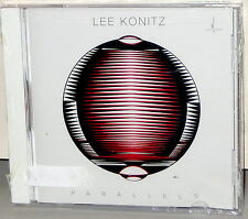 CHESKY CD JD-213: Lee Konitz - Parallels - 2001 USA Factory SEALED