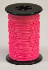 PINK BCY Halo Archery Bow String Serving, .014, Free Shipping