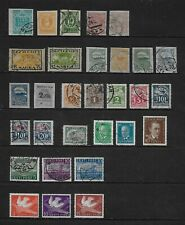 ESTONIA fine earlier mint & used collection (30)