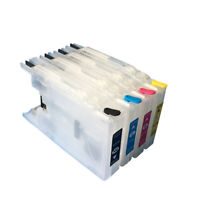 For Brother DCP-J525W J725DW J925DW MFC-J432W Refillable Ink Cartridge LC73 LC75