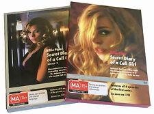 Secret Diary Of A Call Girl : Series 1 + 2  (DVD, 2012)
