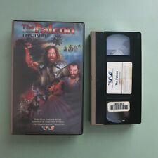 The Falcon (1981) VHS aka Banovic Strahinja / Trans World Entertainment