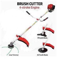 4 Stroke Engine Honda GX35 pruner tree brush cutter grass trimmer 3 in 1