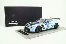 Tecnomodel 1:18; Aston Martin V12 Zagato; 2012 24h Nurburgring; Excellent Boxed