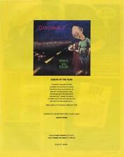 Dinosaur Jr. VOX LP advert