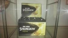 Strongbow Pear Boxed Set of 24 Sample / Shot Glasses
