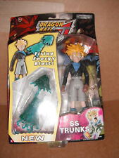 Dragon Ball GT Series III Figure: SS Trunks with Firing Energy Blast