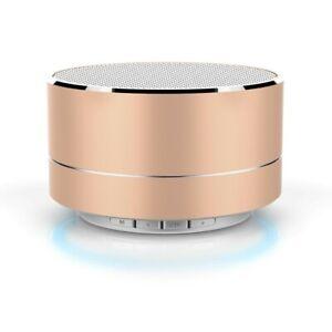 Bskjii Mini Wireless Bluetooth Speaker Portable Stereo Speakers with Microphone