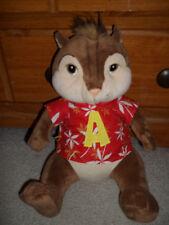 "Build-A-Bear Alvin & The Chipmunks Plush- 14"""