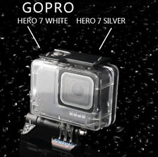 Waterproof Diving Protect Housing Shell Case Cover For GoPro Hero 7 White Camera