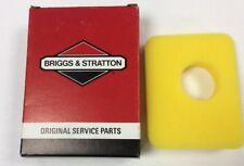 Genuine Briggs & Stratton FOAM AIR FILTER 799579 adatta 450e & 500e SERIE