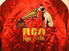 Original 1950s Vintage RCA Victor Records Promotional NIPPER Dog Employee JACKET