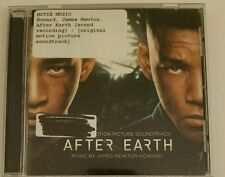 AFTER EARTH Soundtrack Music By James Newton Howard CD 2013