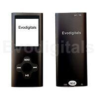 NEW EVO 16GB BLACK ELITE MP3 MEDIA MP4 PLAYER MUSIC VIDEO FM TUNER GAMES VOICE +