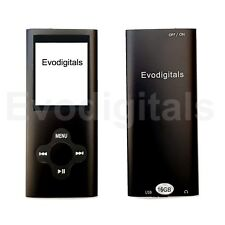 EVO 16gb Black Elite Mp3 Media Mp4 Player Music Video FM Tuner Games Voice