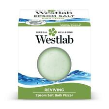💚 Westlab Natural Reviving Epsom Salt Bath Fizzer 150g