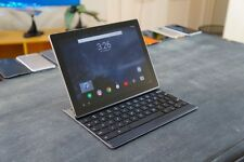 Google Pixel C 64GB Wi-Fi 10.2in Tablet Silver Black Keyboard Mint Condition UK