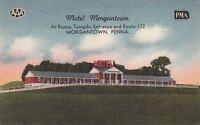 Postcard Motel Morgantown, Morgantown PA