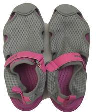 Women's Crocs Swiftwater Sandal Size 6W Pink Water Shoe