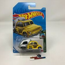 RV There Yet #22 * Yellow * 2021 Hot Wheels Case A * WF19